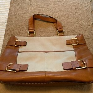 Michael Kors Large tote gently used